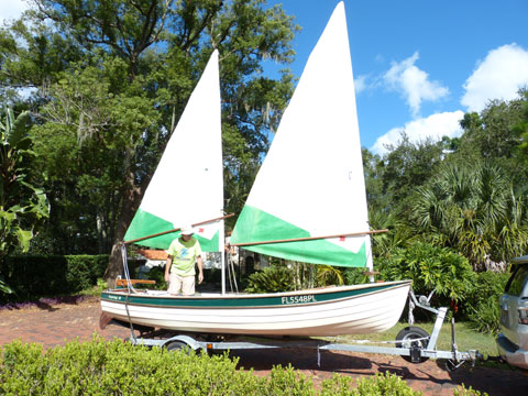 Lapwing 16, 2003 sailboat