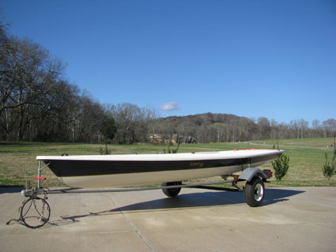 Laser, 1977 sailboat