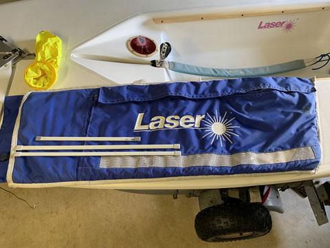 Laser, 1994 sailboat