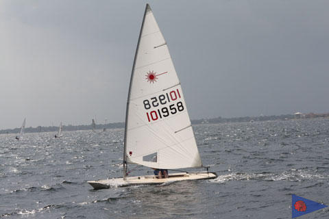 Laser, 1981 sailboat