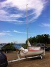 1985 Lido 14 sailboat
