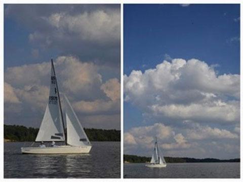 Nickels Lightning, 19', 2003 sailboat