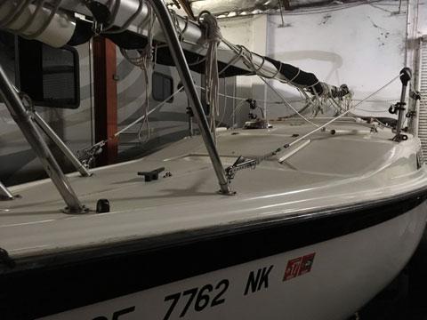 MacGregor 26S, 1994 sailboat