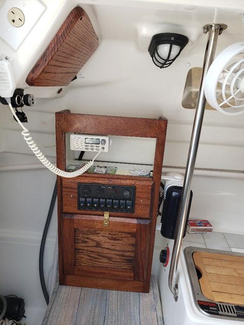 MacGregor 26x sailboat