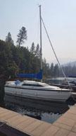 1996 Macgregor 26X sailboat