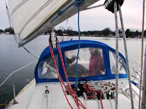 Marieholm International Folkboat, 1976 sailboat