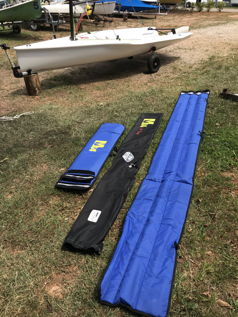 Melges 14, 2017 sailboat
