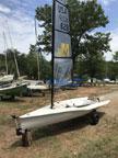 2017 Melges M 14 sailboat