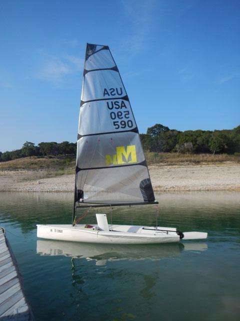 M 14  2017 sailboat