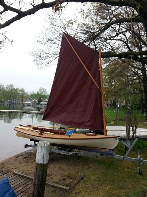 Melonseed, 2014 sailboat