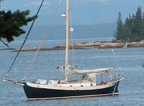 Merritt Walter 32', 1986 sailboat