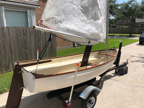 Montgomery 10 1980 League City Texas Sailboat For Sale