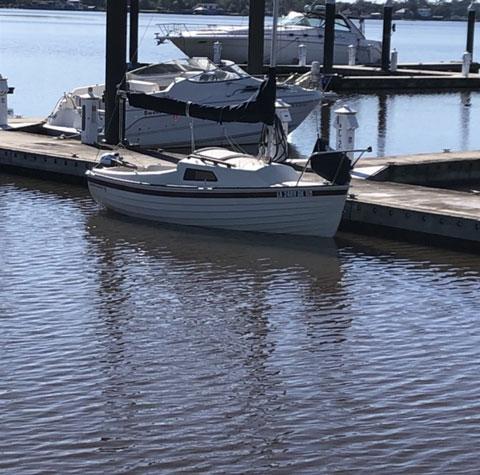 Montgomery 15, 2008 sailboat