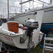 2002 Montgomery 15 sailboat
