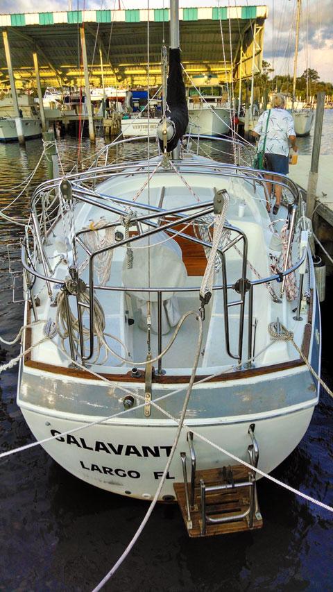 Morgan Out Island 33, 1978 sailboat