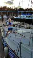 1978 Morgan Out Island 33 sailboat