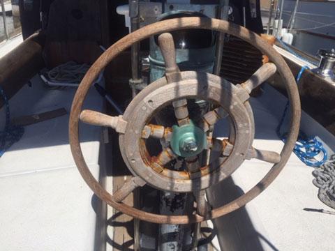 Morgan 34, 1967, sailboat