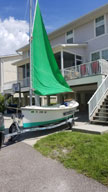 2003 Mud Hen sailboat