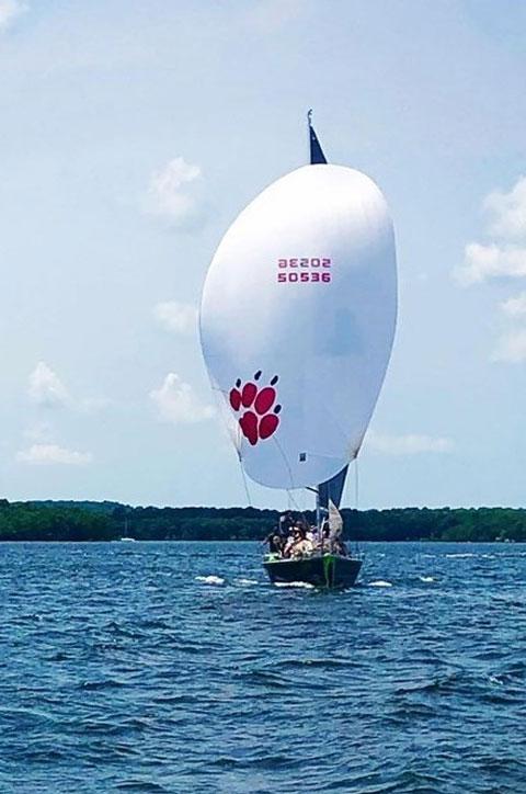 Mumm 36, Bruce Farr Design, 1996 sailboat