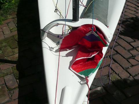 MX-Ray, 1998 sailboat