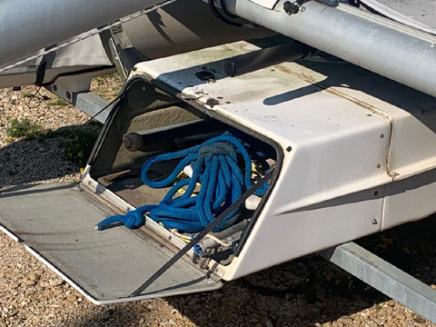 Nacra 6.0, 1994 sailboat