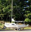 1972 Newport 16 sailboat