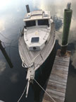 1986 Nimble Arctic 25' sailboat