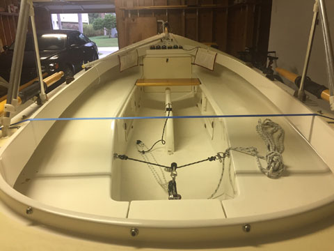 NorseBoat 17.5, 2007 sailboat