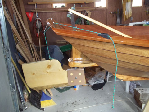 Northeaster Dory 17', 2012 sailboat