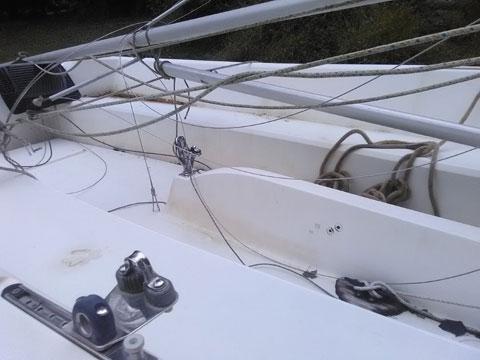 O'Day 17 Daysailer 3, 1985 sailboat