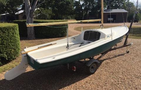 O'Day DaySailer II, 1976 sailboat
