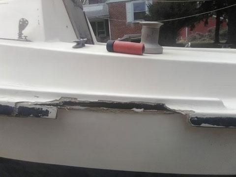 O'Day 19, 1980 sailboat