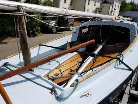 O'Day Mariner 19ft, 1964 sailboat