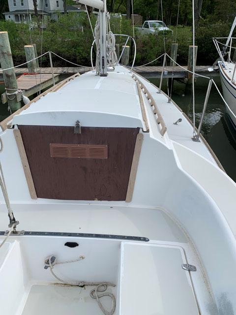 O'Day 25, 1977 sailboat