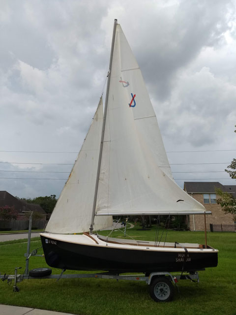 ODay Javelin, 1970 sailboat