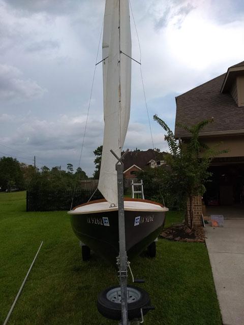 ODay Javelin, 1970 sailboat