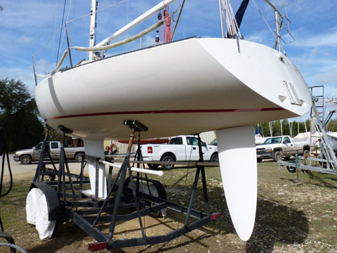Olson 30, 1980, Canyon Lake, Texas, sailboat for sale from
