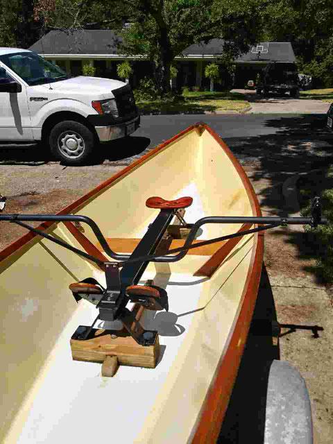 Oraling Dory, 17 ft., 2007 sailboat