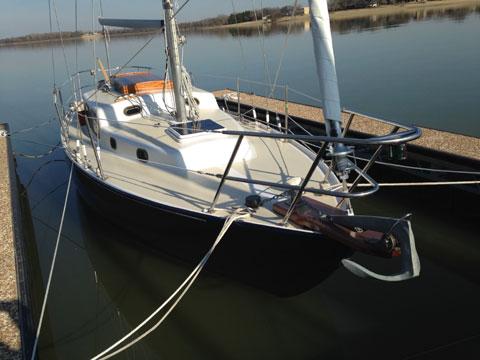 Pearson Triton, 1959 sailboat