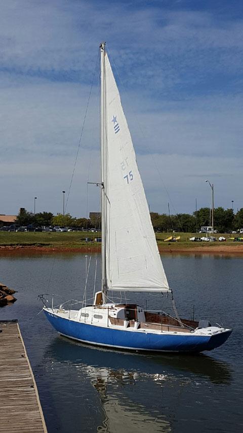 Pearson Commander 26, 1965 sailboat