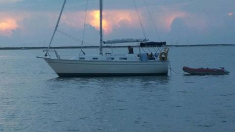 Pearson 303, 1983 sailboat