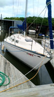 Pearson 32 sailboat