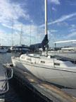 1985 Pearson 34 sailboat