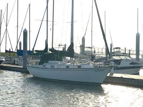 Pearson 365 Ketch, 1982 sailboat