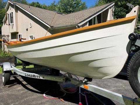 Penobscot 14 sailboat