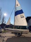 1985 Precision 16 sailboat