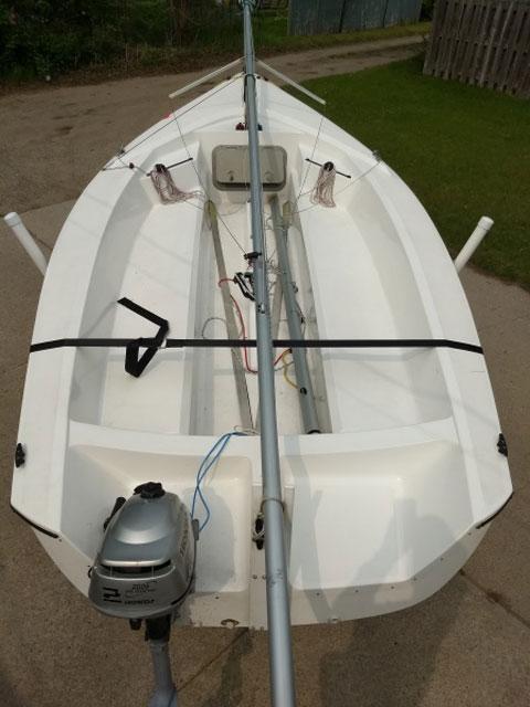 Precision 185, 2003 sailboat