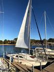 1988 Precision 21 sailboat