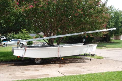 Prindle 18, 1984 sailboat
