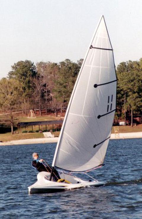 Raider 16, 2003 sailboat